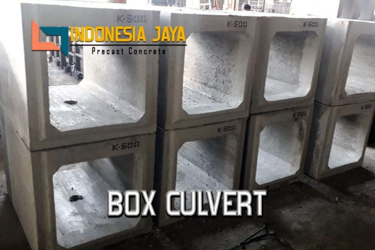 Harga Box Culvert \/ Gorong-gorong Kotak Murah Berkualitas Standar SNI